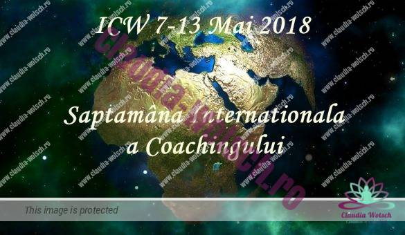 ICW saptamana internationala a coachingului